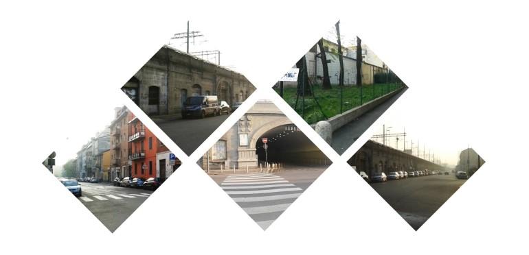 green areas viaduct milan railway IHS alumni
