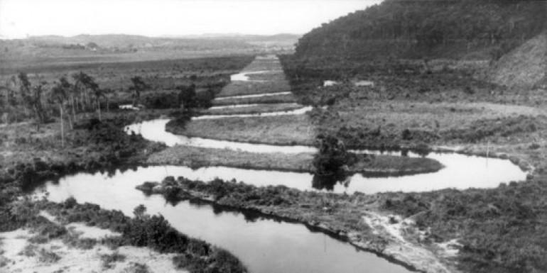 pinheiros river 1930